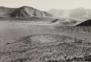 Edward Ranney - Caral, Supe Valley, Peru