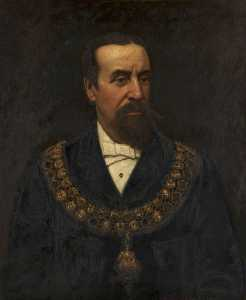 David Winder - Alderman John Barrett (1842–1908), Mayor of Bolton (1888–1908)