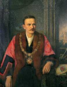 Thomas Holroyd - J. H. Wilson, Mayor of Harrogate