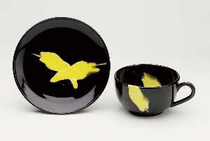 Mineo Mizuno - Cup and Saucer