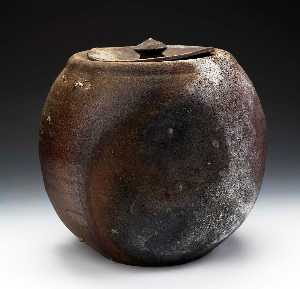 Paul Chaleff - Lidded Jar