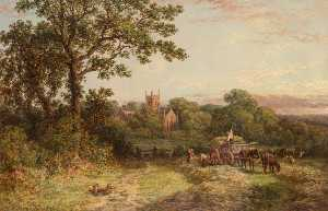 Samuel Henry Baker - St Mary's Church, Handsworth, Birmingham