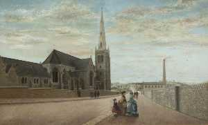 James Bell - St Peter's Cathedral, East Road, Lancaster