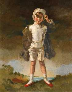 William Newenham Montague Orpen - Noll Son of Oliver St. John Gogarty