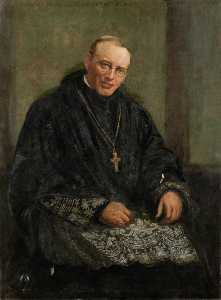William Drummond Young - Andrew Joseph Macdonald (1871–1950), 3rd Abbot of St Benedict's Abbey, Fort Augustus