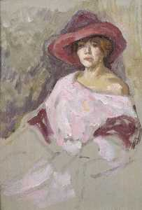 Arthur Studd - The Mauve Hat ( )