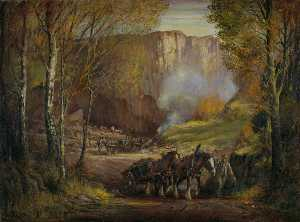 Henry Morley - The Quarry, Cambusbarron