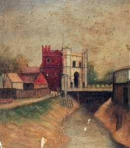 Thomas H Borrmann - South Gates, King's Lynn, Norfolk