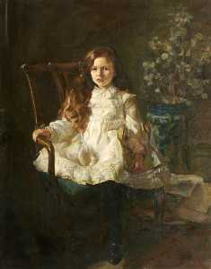 Campbell Lindsay Smith - Catherine Antonia Mary Booth (1895–1974) (later Mrs Brooks)