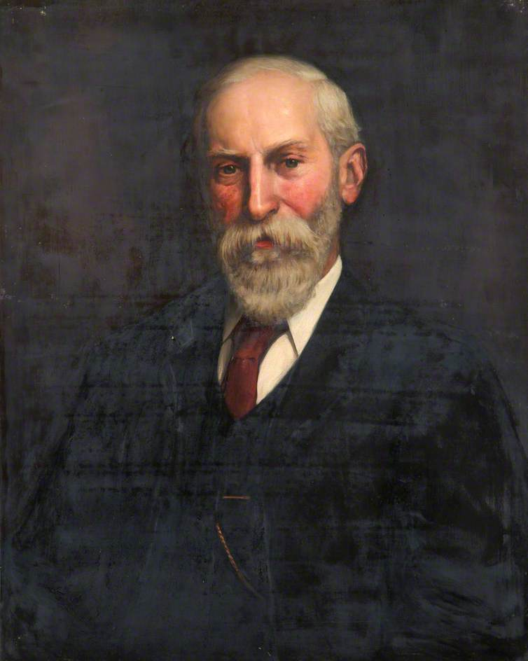 Edward Lyulph Stanley (1839 1925), MP for Oldham (1880–1885) by George Harcourt Sephton | Painting Copy | WahooArt.com