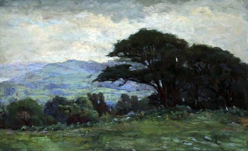 Windermere, Cumbria, Oil by Francis Reily
