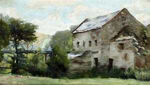 Francis Reily - Derelict House