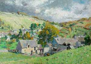 Louise Pickard - A Gloucestershire Village