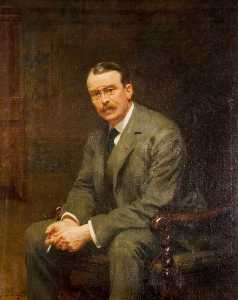 Albert Henry Collings - Sir Alfred Herbert (1866–1957)