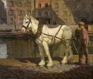 Francis Patrick Martin - The Old Tow Horse