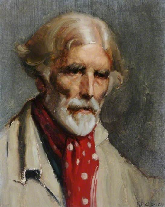 William Kiddier (1858–1934) by Vincent Galloway | Reproductions Vincent Galloway | WahooArt.com