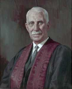 Howard Barron - The Emeritus Professor John George Wright, Chair of Veterinary Surgery (1941–1963)