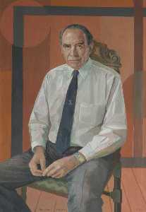 Benedict Rubbra - Sir Terence English, Master (1993–2000)