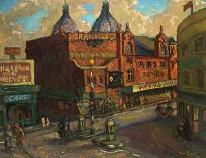 James Proudfoot - The Granville Theatre, Walham Green, London