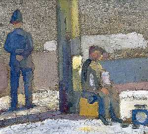 George Bergen - The Policeman