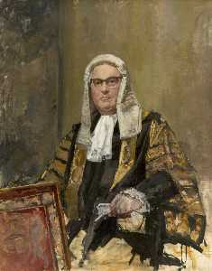 Alice Mary Burton - Reginald Manningham Buller (1905–1980), 1st Viscount Dilhorne