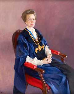 Norman Edgar - HRH Princess Anne (b.1950), The Princess Royal