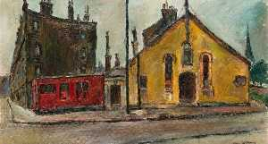 Hilda Goldwag - Church on Partick Cross
