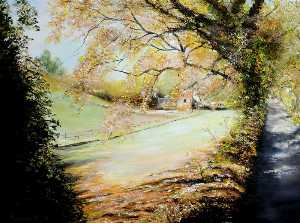 Order Museum Quality Reproductions : Talbot Valley, 2008 by Pamela Dorey | WahooArt.com