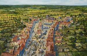 Roger Massey Ryan - Chelmsford Town and Market in 1591