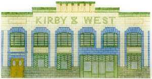 Jenny Cook - 'Kirby West' Building, Western Boulevard, Leicester