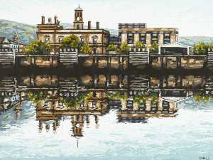 Paul Walls - The Harbour Commissioners Office
