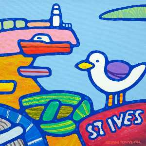 Sean Taylor - St Ives Gull