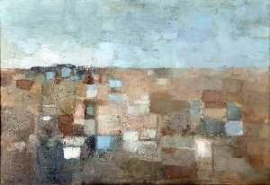 Judith Carola Shackleton - Greek Landscape