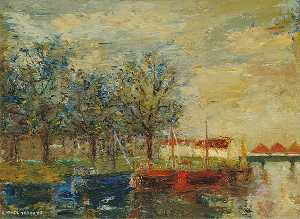 Lionel F Tebbutt - Fishing Fleet Wharf, Rye, East Sussex