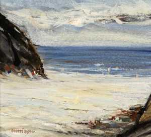 Neil Murison - Small Beach