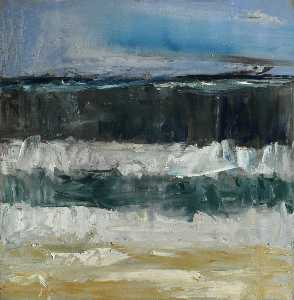 Peter Fergus Harrison - Winter Wave I