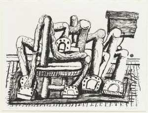 Philip Guston - Room