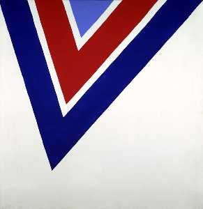 Kenneth Noland - Sarah-s Reach