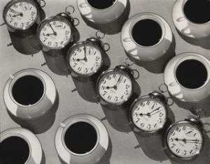 Ralph Steiner - Eight O-Clock Coffee