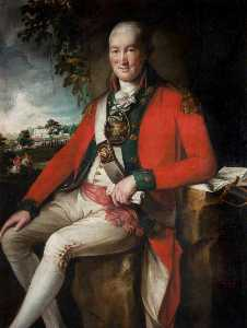 Thomas Robinson - Colonel William Sharman (1731–1803)