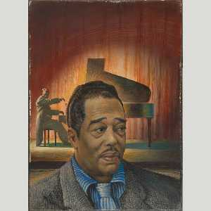 Peter Hurd - Duke Ellington