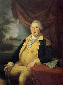 Charles Willson Peale - General David Forman (1745 1797), (painting)