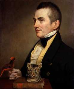 Charles Willson Peale - Charles Waterton