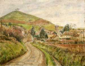 John Jowitt - Symondsbury and Colmer's Hill, Dorset