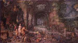 Brueghel Jan I (Brueghel De Velours)