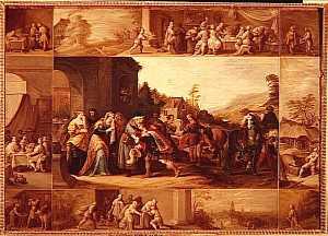 Francken Frans II (Francken Le Jeune)