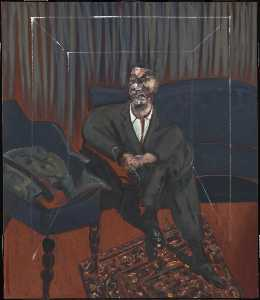 Francis Bacon - Seated Figure