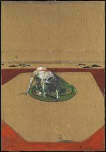 Francis Bacon - Study of a Dog