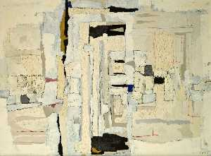 Hans Moller - White, Tan And Black