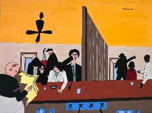 Jacob Lawrence - Bar and Grill